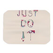 Just Do It Placemat