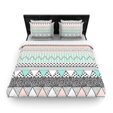 Chevron Motif Duvet Cover