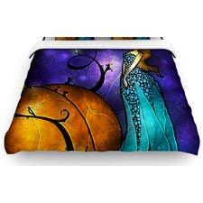 """""""Cinderella"""" Woven Comforter Duvet Cover"""