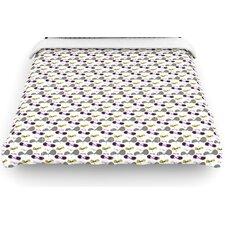 """""""Mapleseeds"""" Woven Comforter Duvet Cover"""