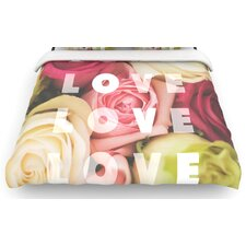 """Love Love Love"" Bedding Collection"