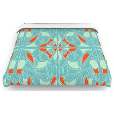 """Seafoam and Orange"" Bedding Collection"