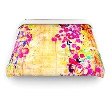 """""""Wall Flowers"""" Woven Comforter Duvet Cover"""
