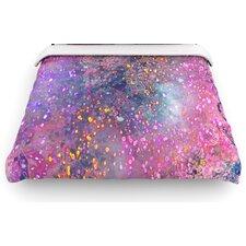 """Pink Universe"" Woven Comforter Duvet Cover"