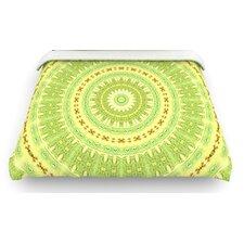 """Wheel of Spring"" Circle Woven Comforter Duvet Cover"