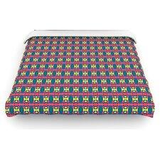 """""""Delilah"""" Pattern Woven Comforter Duvet Cover"""