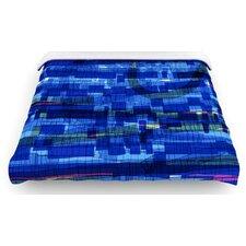 """""""Squares Traffic"""" Woven Comforter Duvet Cover"""