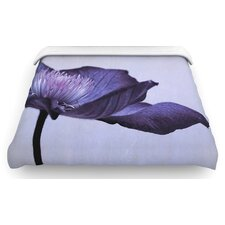 """""""Indigo"""" Sky Woven Comforter Duvet Cover"""