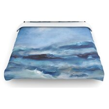 """Rough Sea"" Woven Comforter Duvet Cover"