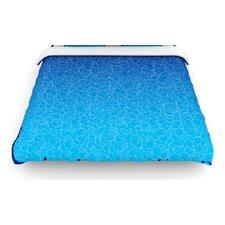 """""""Bubbling"""" Woven Comforter Duvet Cover"""