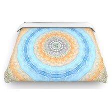 """Summer Mandala"" Circle Woven Comforter Duvet Cover"