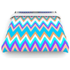 Girly Surf Chevron Bedding Collection