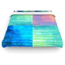 """""""Crayon Batik"""" Woven Comforter Duvet Cover"""