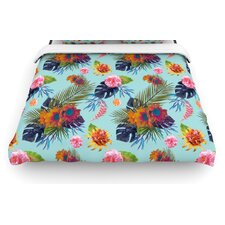Tropical Floral Bedding Collection