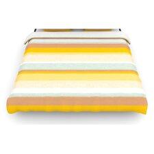 """""""Desert Stripes"""" Woven Comforter Duvet Cover"""