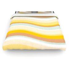 """""""Desert Waves"""" Woven Comforter Duvet Cover"""