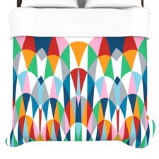 Modern Day Arches Duvet Cover