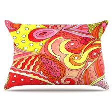 Swirls Pillowcase
