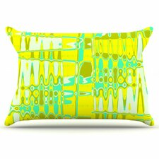 Changing Gears in Sunshine Pillowcase