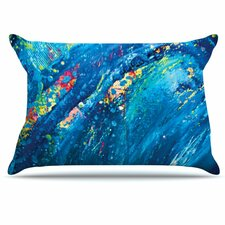 Big Wave Pillowcase