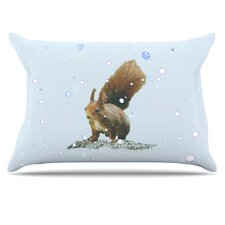 Squirrel Pillowcase