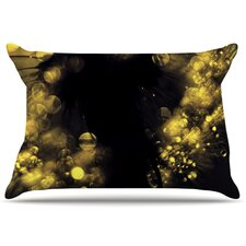 Moonlight Dandelion Pillowcase