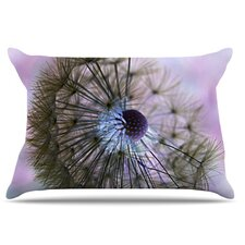 Dandelion Clock Pillowcase