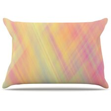 Pastel Abstract Pillowcase