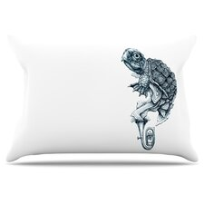 Turtle Tuba Pillowcase