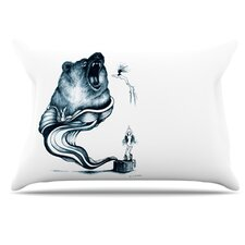 Hot Tub Hunter Pillowcase