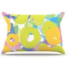 Circle Me Pillowcase