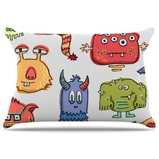 Little Monsters Pillowcase