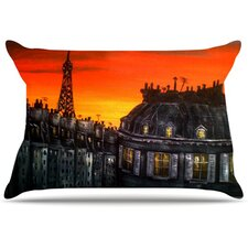 Paris Pillowcase