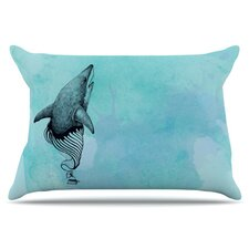 Shark Record III Pillowcase