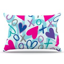 Hearts A Flutter Pillowcase