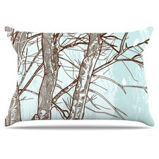 Winter Trees Pillowcase