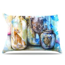 Bottled Animals Pillowcase
