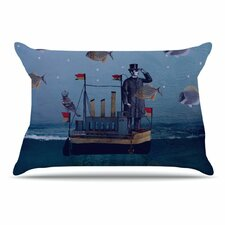 The Voyage Pillowcase