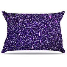 Purple Dots Pillowcase