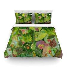 Jungle Cotton Duvet Cover