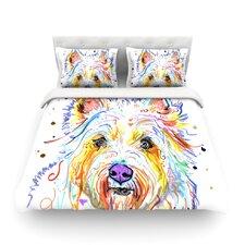 Bella Scottish Terrier Cotton Duvet Cover