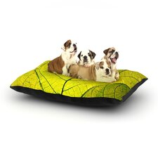 'Every Leaf a Flower' Dog Bed
