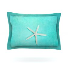 Starfish Cotton Pillow Sham