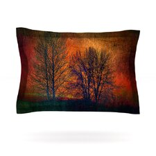 Silhouettes by Sylvia Cook Woven Pillow Sham