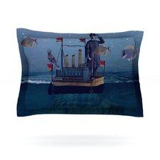 The Voyage Cotton Pillow Sham