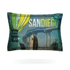 San Diego Cotton Pillow Sham