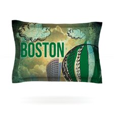 Boston Cotton Pillow Sham