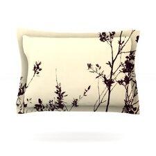 Silhouette Cotton Pillow Sham