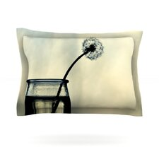 Make A Wish by Ingrid Beddoes Woven Pillow Sham