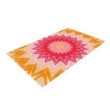 You are my Sunshine Pink/Orange Area Rug